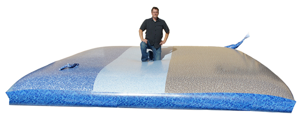 Kayden Manufacturing In Ground Vinyl Pool Liners