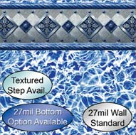 Silver Palace Custom Pool Liner