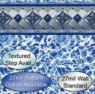 Silver Palace Custom Pool Liner